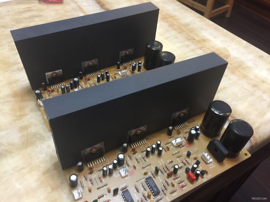2014年开发的电子三分频电路